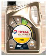 Motorno ulje Total Quartz 9000
