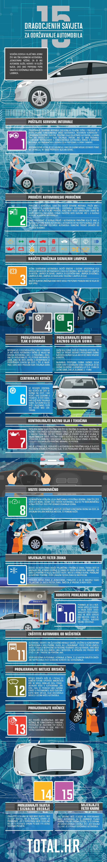 15 dragocjenih savjeta za održavanje automobila