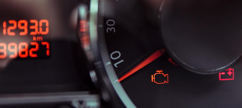 Check engine lampica