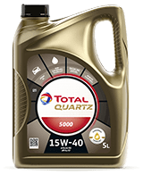 Motorno ulje Total Quartz 5000