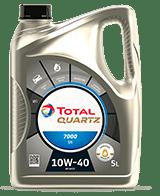 Motorno ulje Total Quartz 7000