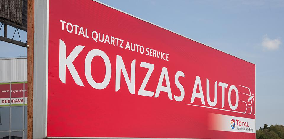 KONZAS AUTO SERVIS ZAGREB