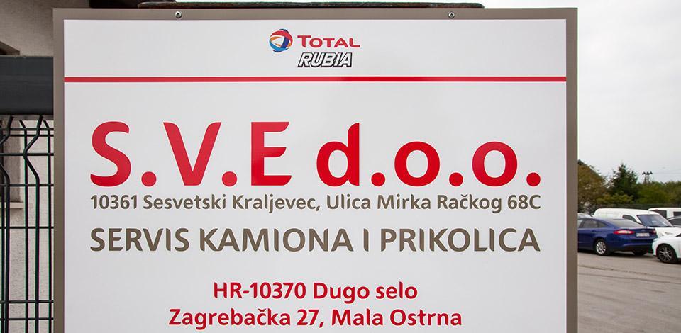 S.V.E DUGO SELO - TRTC