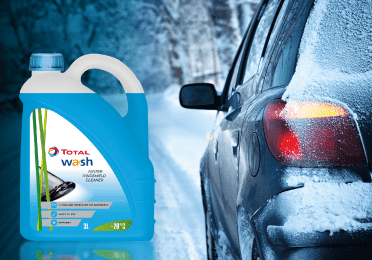 Winter Windshield Cleaner