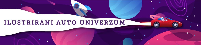 Ilustrirani auto univerzum